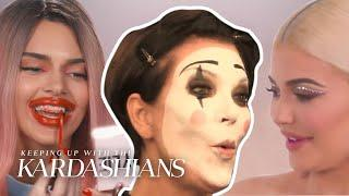 5 Best Makeup Moments on the Kardashians | KUWTK | E!