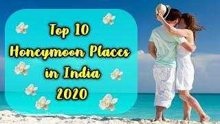 Indian Top 10 Honeymoon Place 2020 | Best Romance Place | Best tourism | For  Summer Vacation