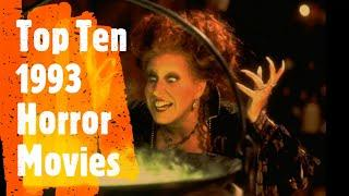 Top 10 HORROR Movies of 1993 at the Box Office