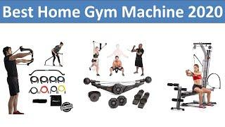 Top 10 Best Home Gym Machine in 2020 | Buying Guide | Buy on Amazon