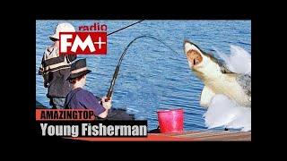 Top 10 Amazing Young Fisherman Profession In The Future - Young Little Kid FishingChiPheo Animal