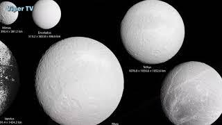 Top 22 Solar System Moons We Are Only Just Exploring | Science Has Delivered Brilliant Weird Results