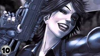Top 10 Super Powers You Didn't Know Domino Had