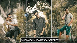 Cinematic - Look Lightroom Preset