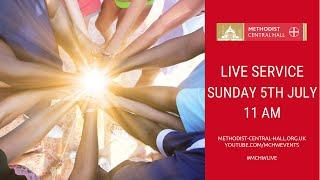 Morning Worship Service LIVE STREAM - Sunday, 5th July 2020 #MCHWLIVE
