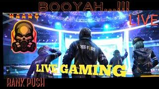 Live gaming with haang Esay way to RANK PUSH top10 ranking n Booyah