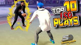 """TOP 10 """"ISO PLAYS"""" Of The Week #44 - Deadly Crossovers & Ankle Breakers"""