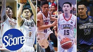 Top 5 MPBL Shooting Guards | The Score
