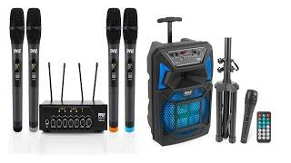 Best Portable Microphone System | Top 10 Portable Microphone System For 2021 | Top Rated Portabl