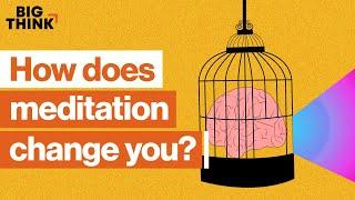 How meditation can change your life and mind | Sam Harris, Jon Kabat-Zinn & more | Big Think