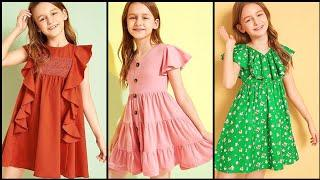 6 to 10 year old girl Kids Outfit frocks designs best little girl dresses designs