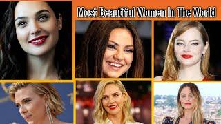Most Beautiful Women In The World 2020 | Top 11 Most Beautiful Woman Of 2020