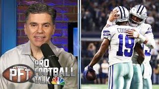 What's more likely: Cowboys tag Dak Prescott or Amari Cooper?   Pro Football Talk   NBC Sports