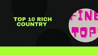 Top 10 Rich Country During Pandemic Condition In World /RICHEST COUNTRY 2020
