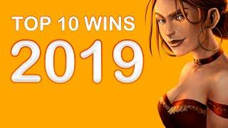 MY TOP 10 WINS OF 2019 (all wins over 1000x)