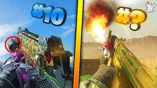 """Top 10 """"USELESS"""" ATTACHMENTS in Call of Duty / Ghosts619"""