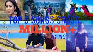 Top 5 Karbi Songs Cross Million Views On Youtube // Karbi New Song 2020 // Official Release