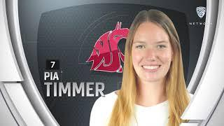 WSU Volleyball: Cougs top Huskies in 5 sets!  11/30/19