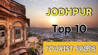 Jodhpur Top 10 Tourist Place | जोधपुर में घूमने के 10 प्रमुख स्थल | Jodhpur Tourism @Gullyboi