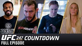 UFC 247 Countdown: Full Episode
