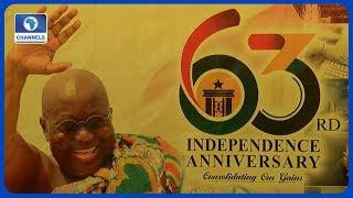Ghanaian Community In Lagos Marks Ghana's 63rd Independence