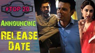 Top 20 Upcoming Web Series 2020 With Release Date|The Family Man 2|Mirzapur 2| Gulabo Sitabo |Choked