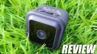 UYIKOO Wifi Spy Camera 1080P Review ✔️ Mini Hidden Camera with Motion Detection and Night Vision