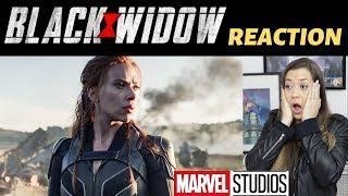 Black Widow Teaser Trailer Reaction + Review