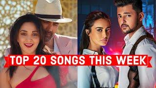 Top 20 Songs This Week Hindi/Punjabi 2020 (October 18) | Latest Bollywood Songs 2020