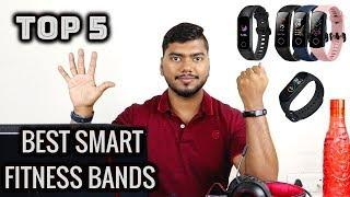 Top 5 Best Smart Fitness Bands under 2500 to buy in 2020   Stay Fit with Fitness Bands in 2020