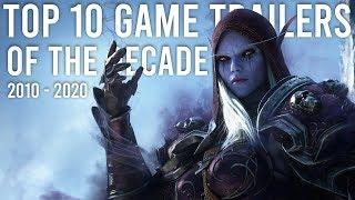 Top 10 Video Game Trailers of the decade