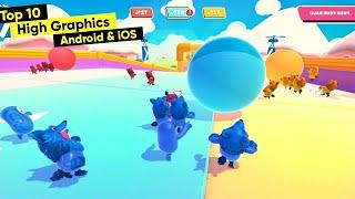 Top 10 New High Graphics Games for Android & iOS 2020 | best High graphics Games for Android #3