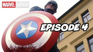 Falcon and Winter Soldier Episode 4 Marvel TOP 10 Breakdown and Black Panther Easter Eggs