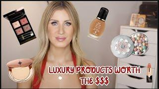 LUXURY MAKEUP WORTH THE MONEY | TOP 10 LUXURY MAKEUP PRODUCTS | 2019 HOLIDAY GIFT GUIDE