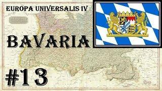 Europa Universalis 4 - Golden Century: Bavaria #13