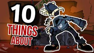 10 Things About Tabi! (Friday Night Funkin' Mod Facts)