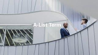 A-List Term: a benefit solution for institutional clients and their top-tier employees