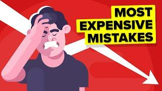 Most Expensive Mistakes in History