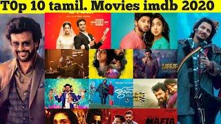 Top 10 tamil movies imdb report 2020 ||2020 tamil  movies imdb report