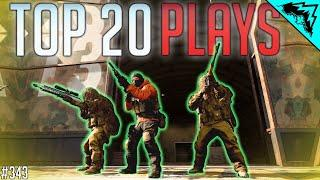 BRUH, WHAT HAPPENED?! - WARZONE TOP 20 PLAYS (WBCW #343)