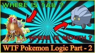 Top 5 Thinks in Pokemon that make NO Sense   WTF Pokemon Logic in Hindi Part 2