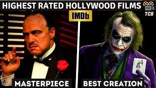 Top 10 Highest Rated Movies Of All Time | Top 10 Best Hollywood Movies Of All Time | The Choice Box