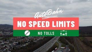 AUTOBAHN   10 Facts   जर्मनी के विश्व प्रसिद्ध हाईवे के बारे में