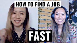 How to Find a Job in 2020 | How to Find a Job Fast
