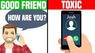 10 Typical Signs of a Toxic Friendship