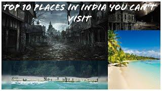 #explorewithtravelpines   Top 10 places not allowed to visit in India /horror place in India