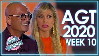 America's Got Talent 2020 QUARTER FINALS! | WEEK 10 | Top Talent