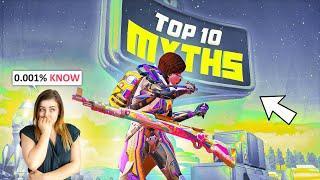 Top 10 Hundred Rhythms Mode Myths In PUBG MOBILE #98