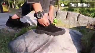 Top 10 best work boots 2019 AliExpress review New best safety shoes
