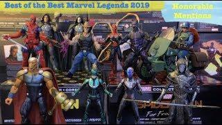 Best of the Best Marvel Legends 2019 Honorable Mentions